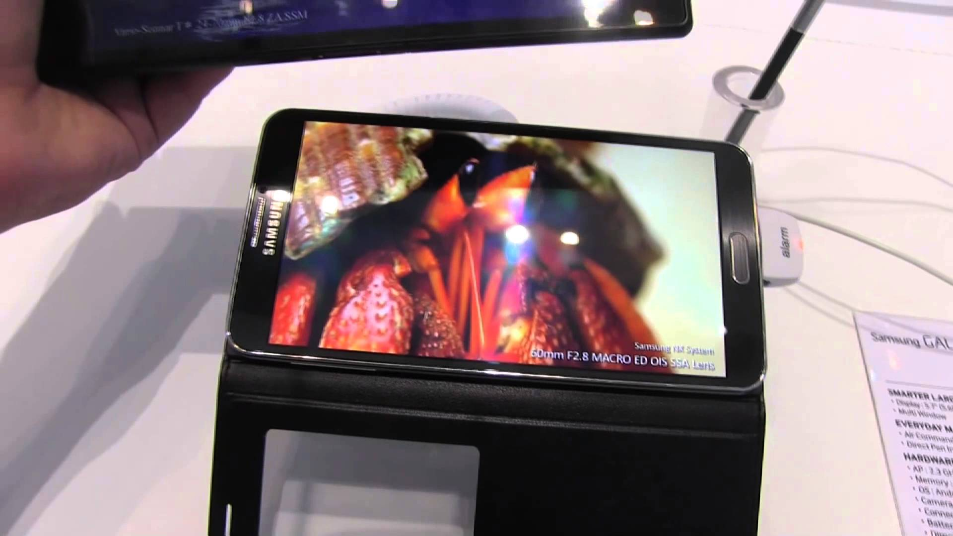 IFA Samsung Galaxy Note 3 vs. Sony Xperia Z Ultra