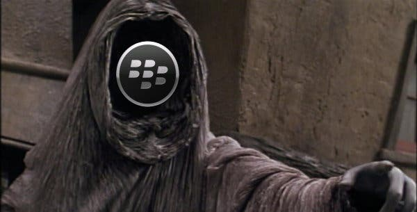 BlackBerry Ghost