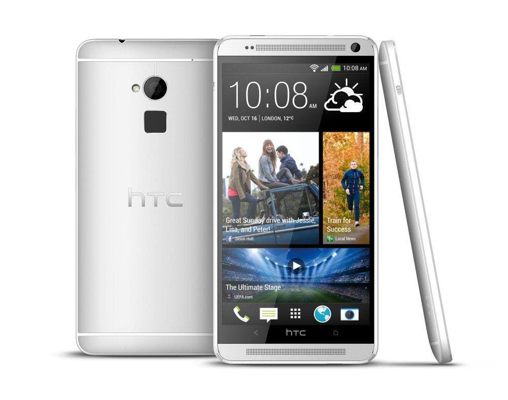 HTC One max Glacial Silver (1)