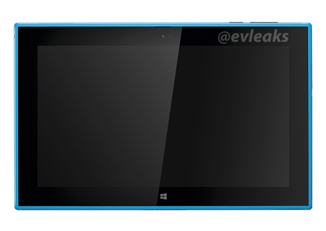 Nokia Lumia 2520 Leak