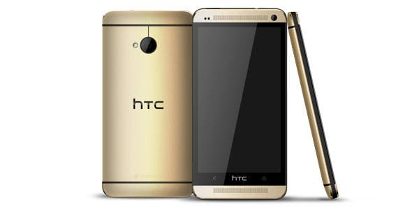 HTC-One-in-Gold