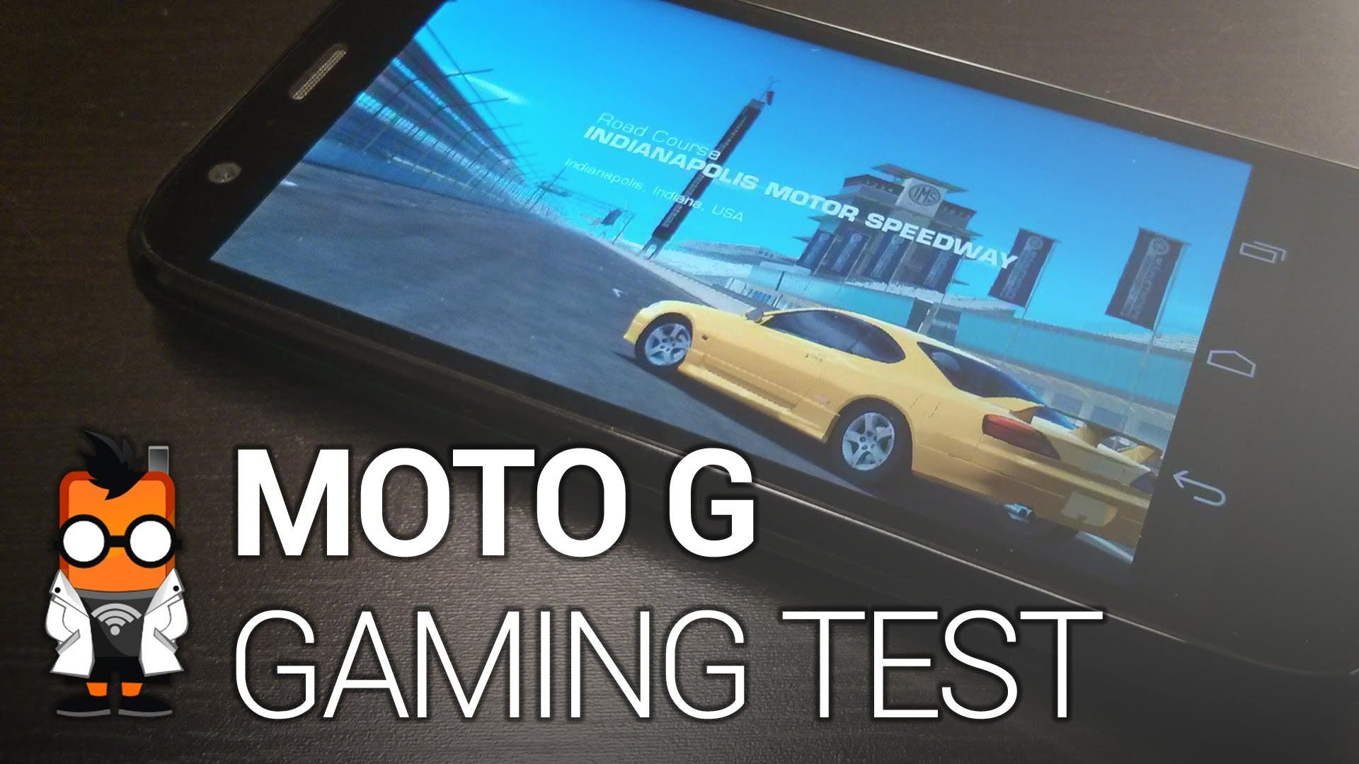 Moto G Gaming Test
