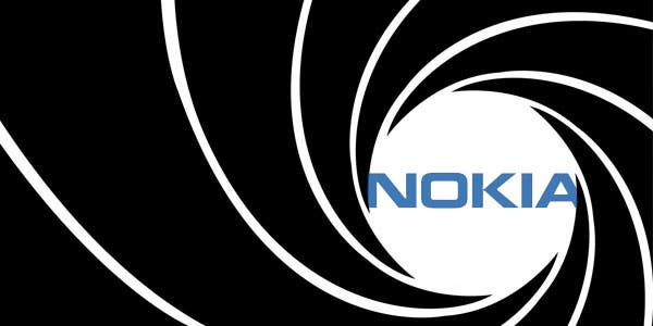 Nokia-James-Bond