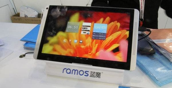 Ramos i10 Pro: 10,1-inch Tablet mit Windows und Android