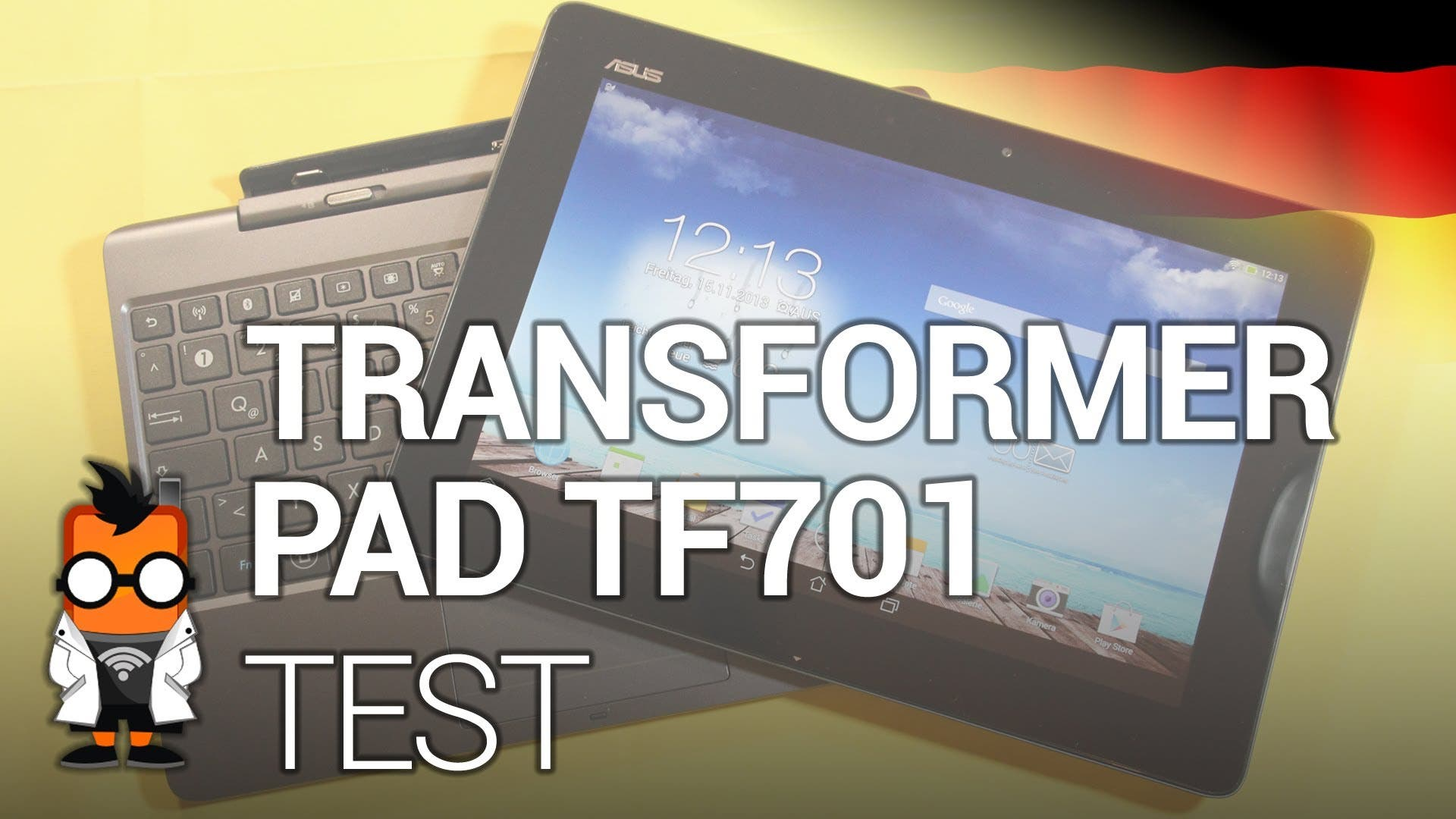 Transformer Pad TF701 Review
