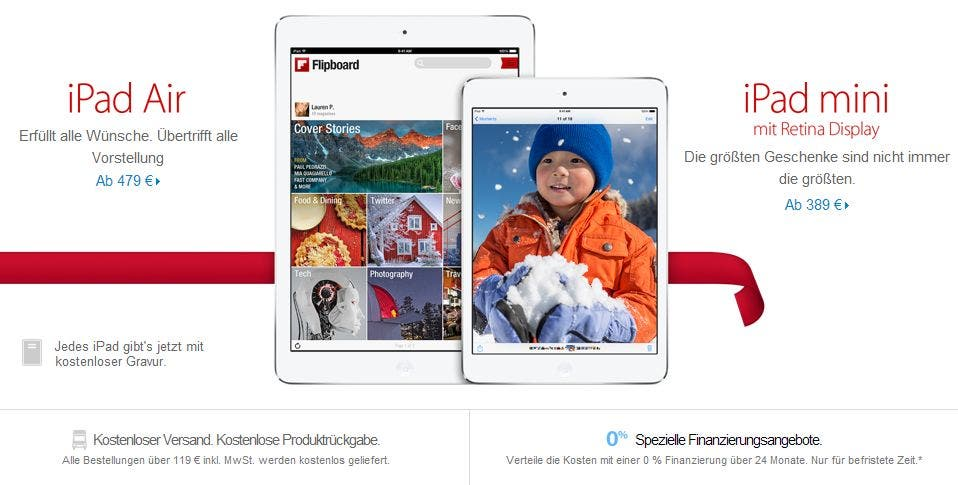 apple ipad mini mit retina display store