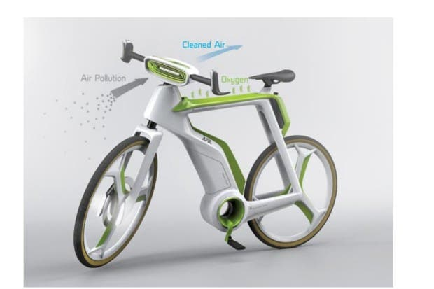 Lightfog-Creative-Air-Purifier-Bike-Luftreiniger-E-Bike
