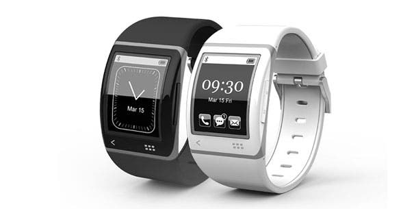 Sonostar Smartwatch mit gebogenem E Ink-Display im Hands-on-Video