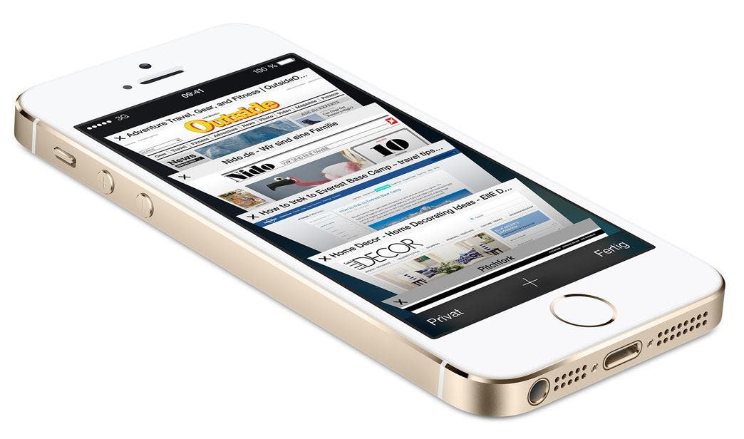 Apple iPhone 5S: 1,4 Millionen Smartphones für China Mobile