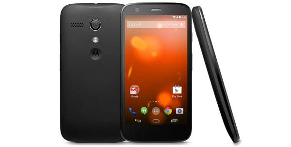 Motorola Moto G Google Play Edition im Hands-on Video