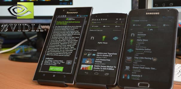 NVIDIA TegraZone jetzt fuer alle Android User erhaeltlich