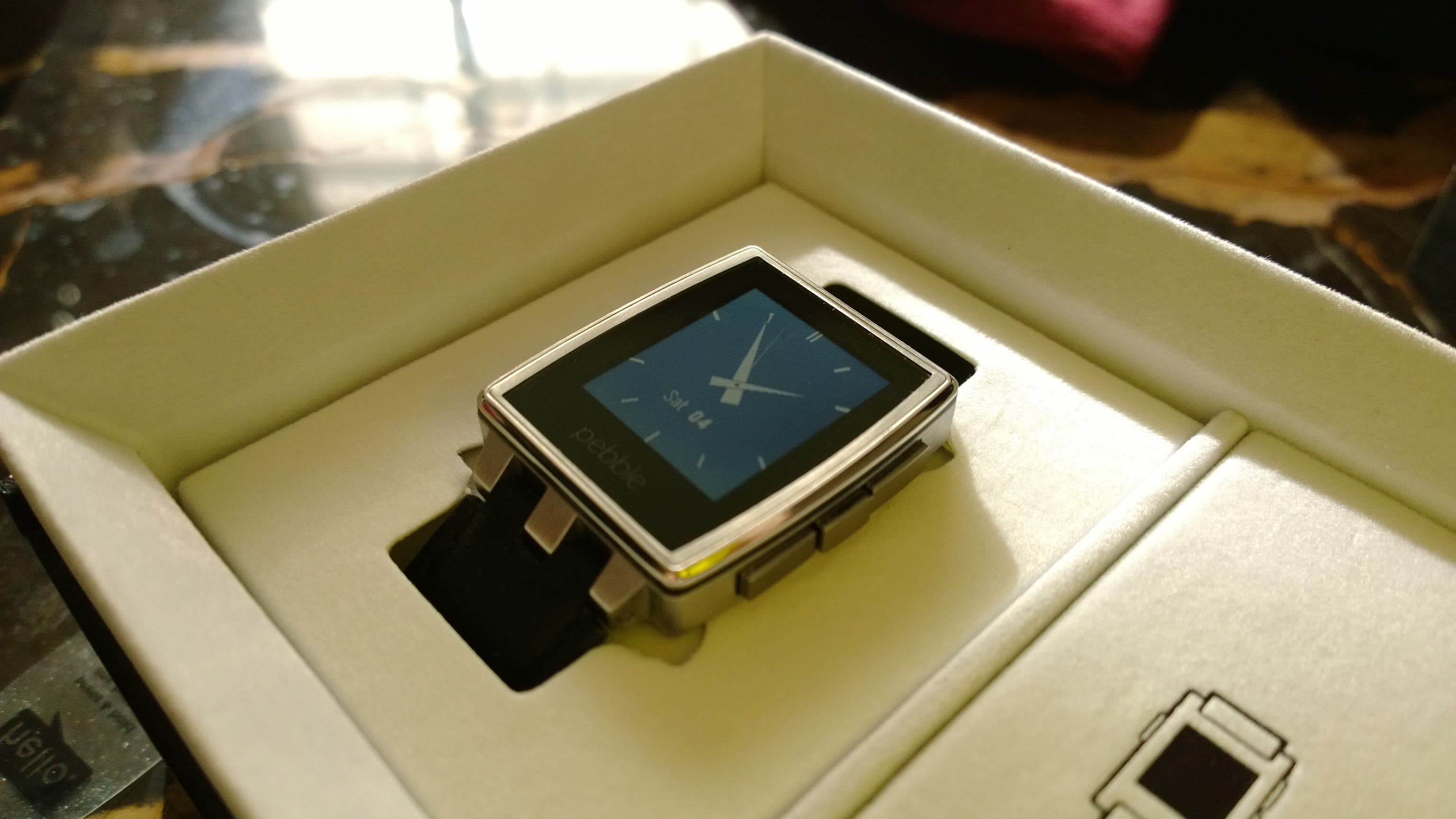 Pebble Steel 14