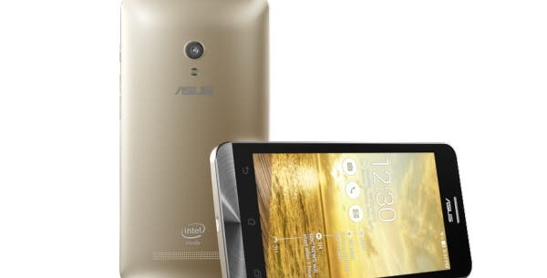 CES 2014: Das ASUS ZenFone 5 im Hands-on *Update: Deutsches Video*