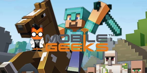 Mobile Geeks Minecraft