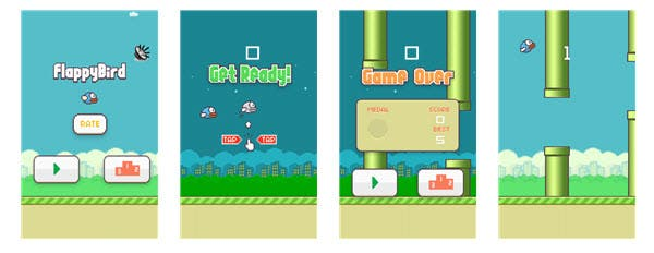 Flappy Bird Klon taucht im Windows Phone Store auf
