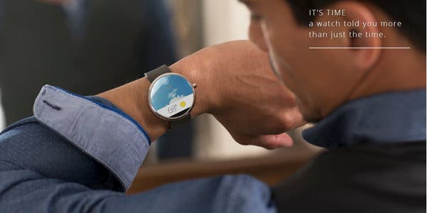 Android Wear Teaser