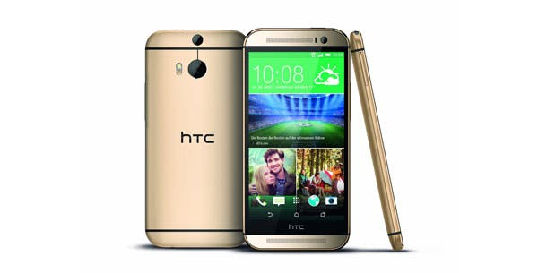 HTC-One-(M8)-Gold-Titel