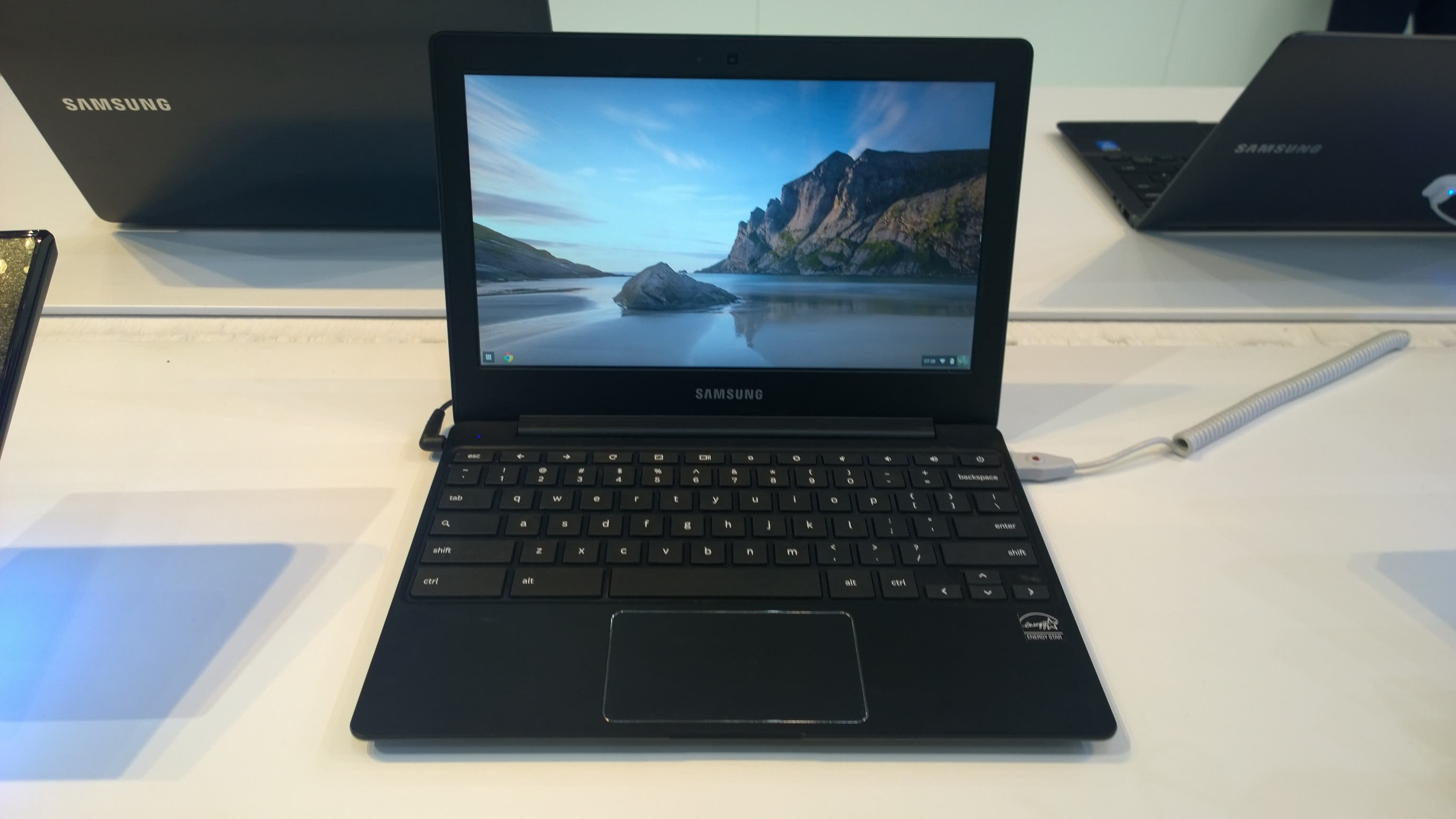 CeBIT 2014 – Samsung Chromebook 2 11.6-inch im Hands On [Video]