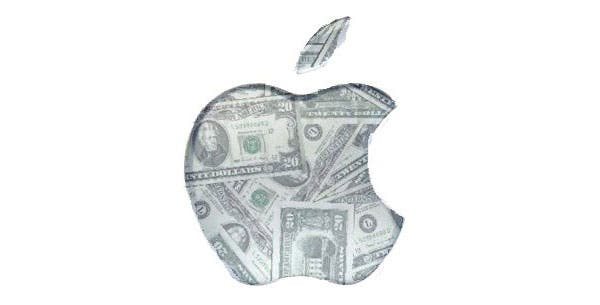 Apple-Dollar-Titel