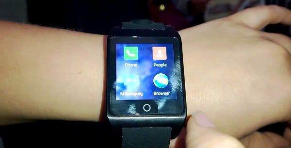 InWatch One Smartwatch Titel