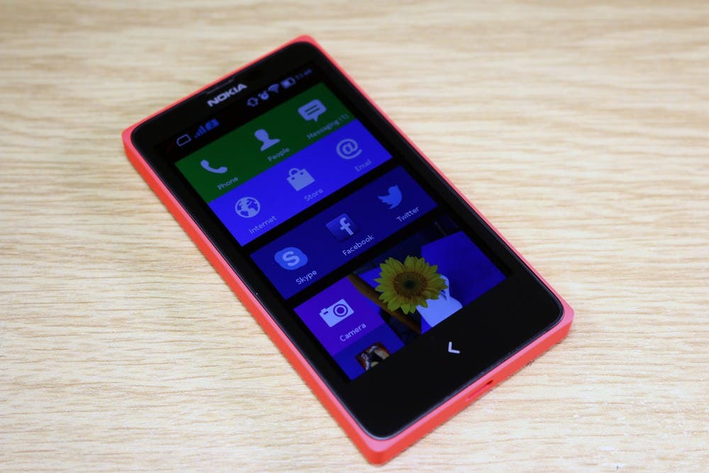 Nokia X Review 0004