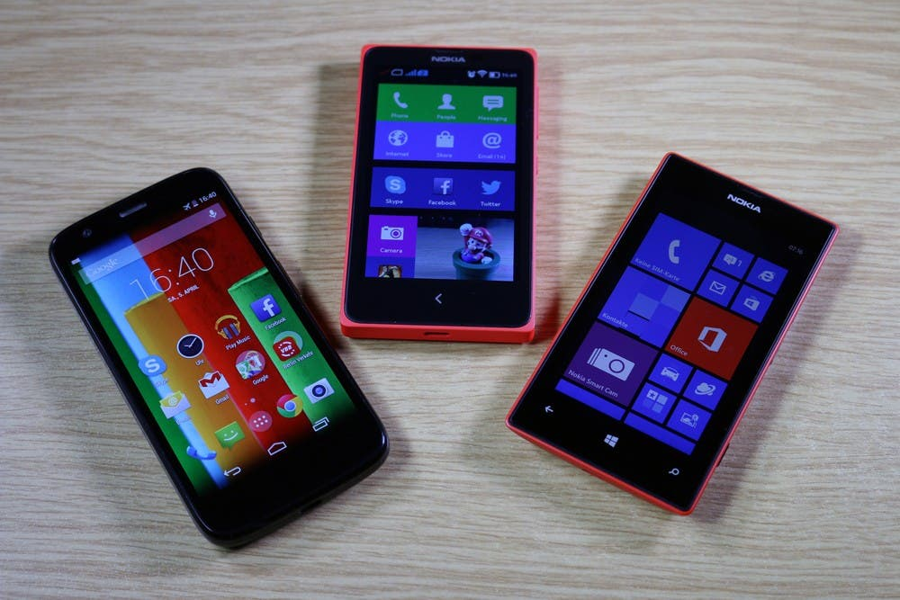 Nokia X Review 0014