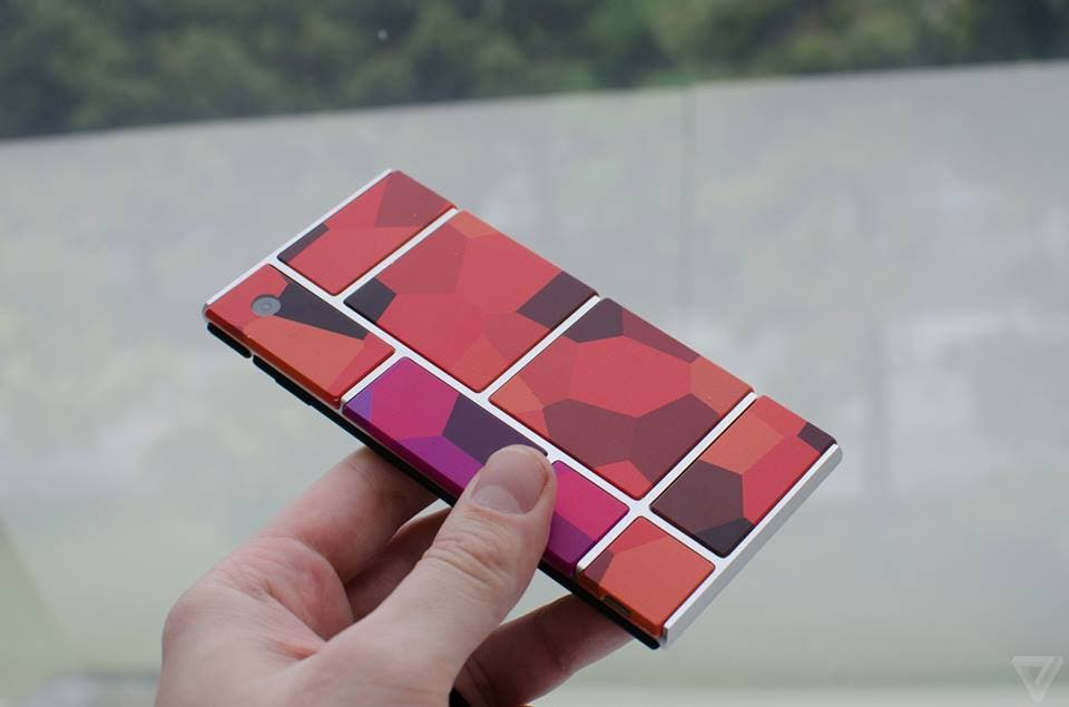 Project Ara Hands-on