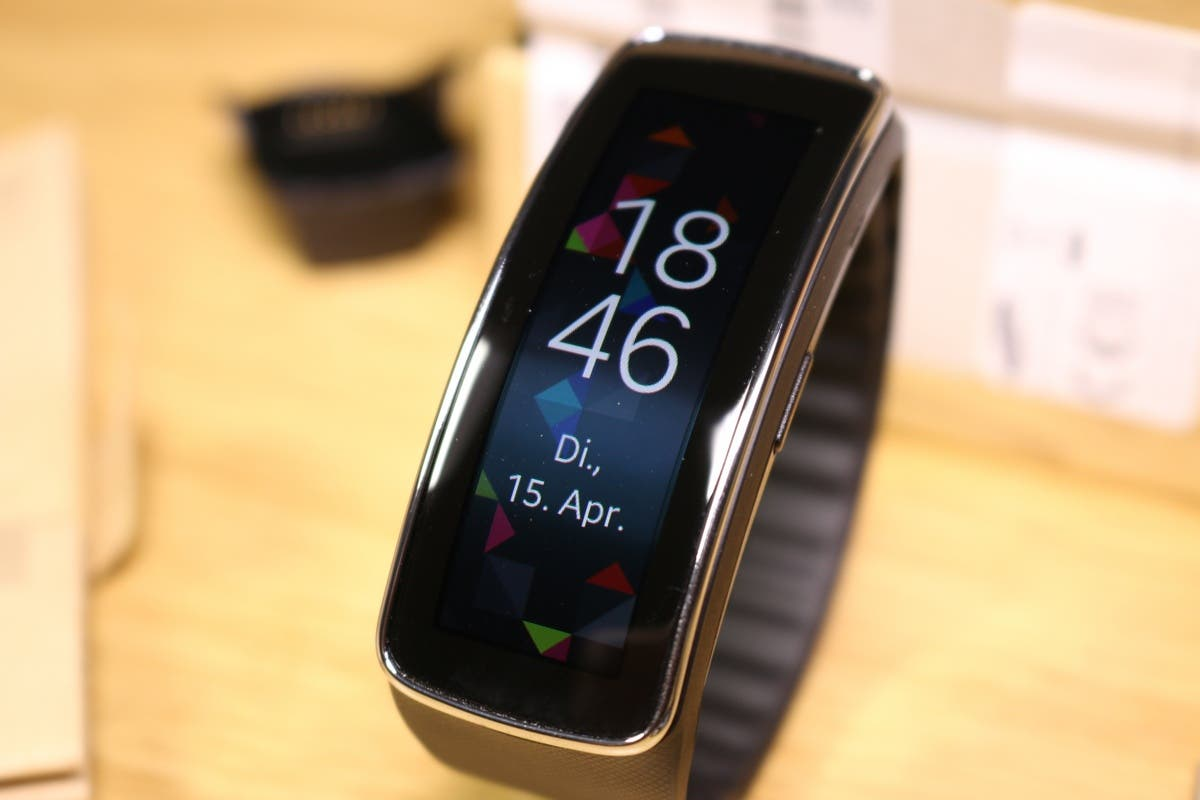 Samsung Gear Fit Unboxing 0004
