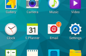 Samsung Galaxy S5 Software UI 2