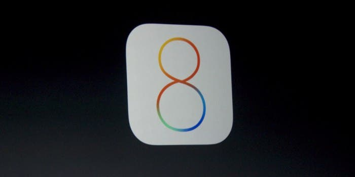 Apple WWDC 14 iOS 8