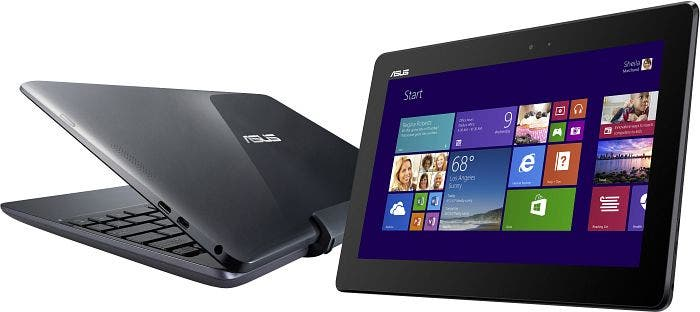 ASUS Transformer Book T100 bald als LTE-Version T100TAL