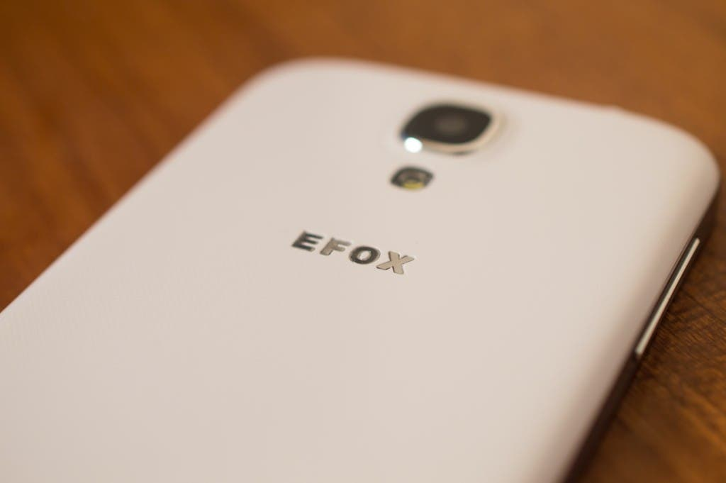 EFOX SMART E4: Samsung Galaxy S4-Klon im Test