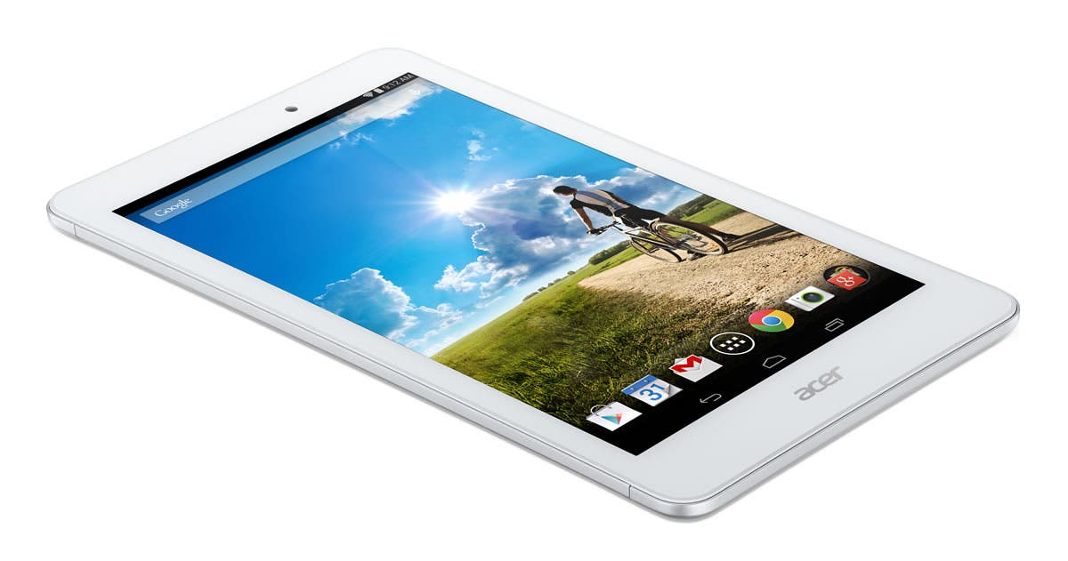 Acer Iconia Tab 8 – Acht-Zoll-Tablet mit Full HD-Display zum Spitzenpreis! [Sponsored Post]
