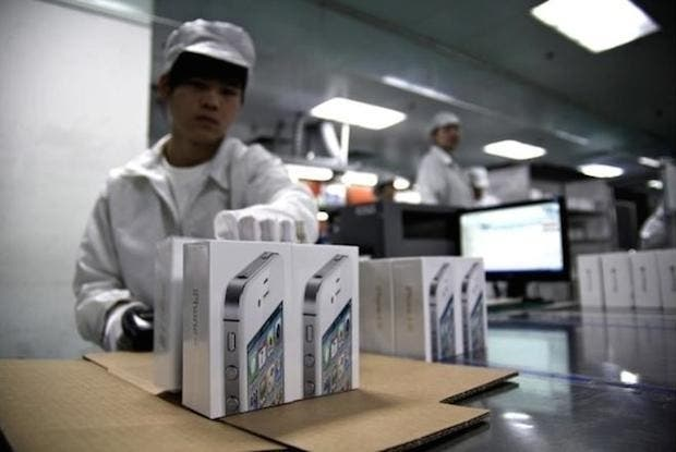 iPhone 6 Production