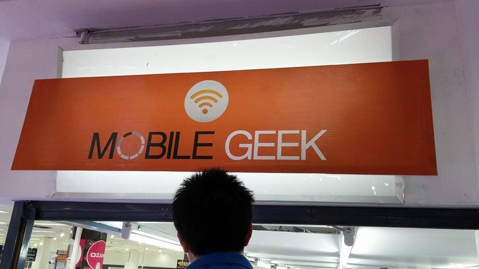 Mobile Geek Shop 2