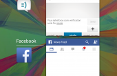Task-Manager mit Small Apps Launcher