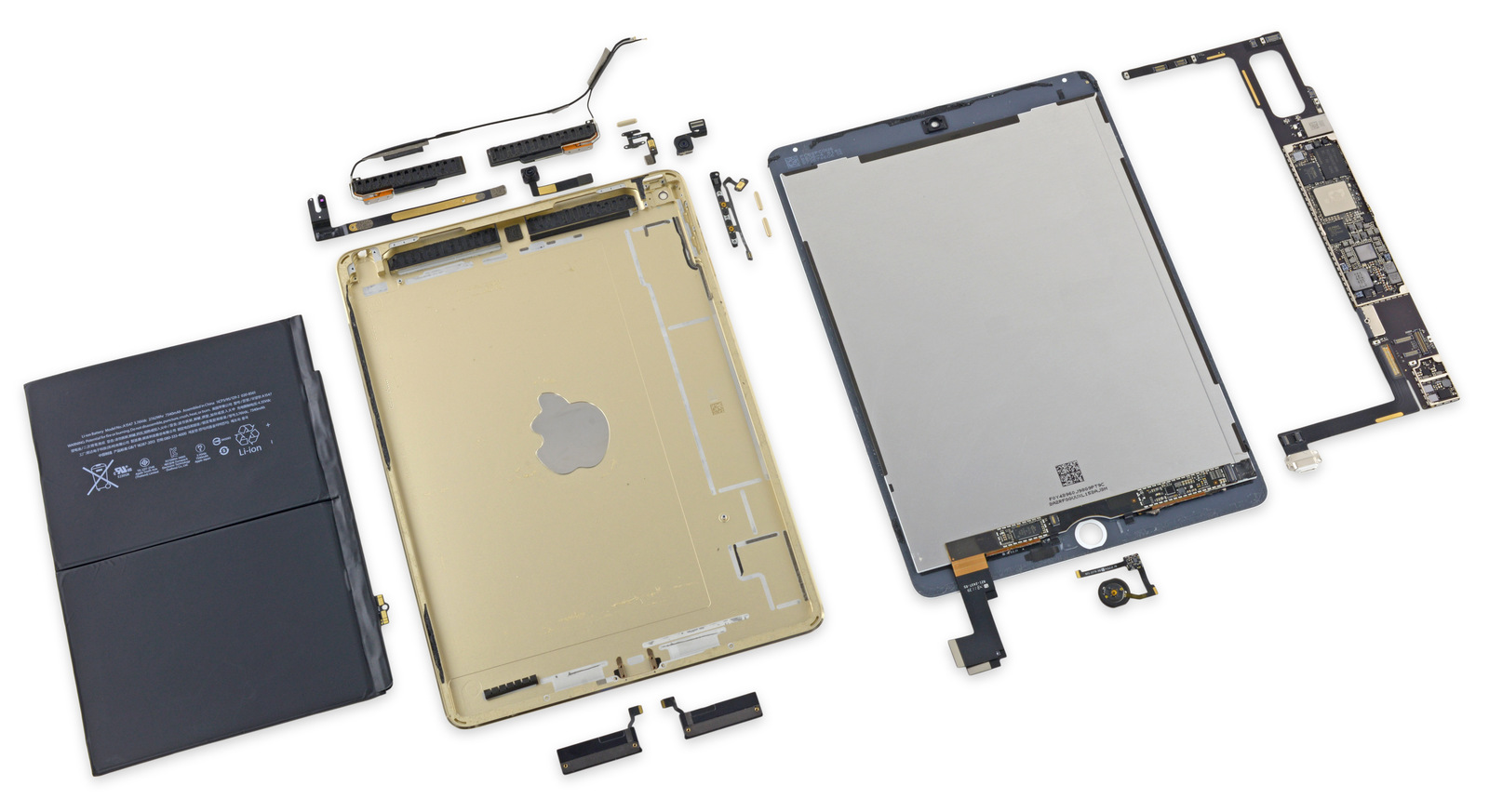 iPad Air 2 iFixit