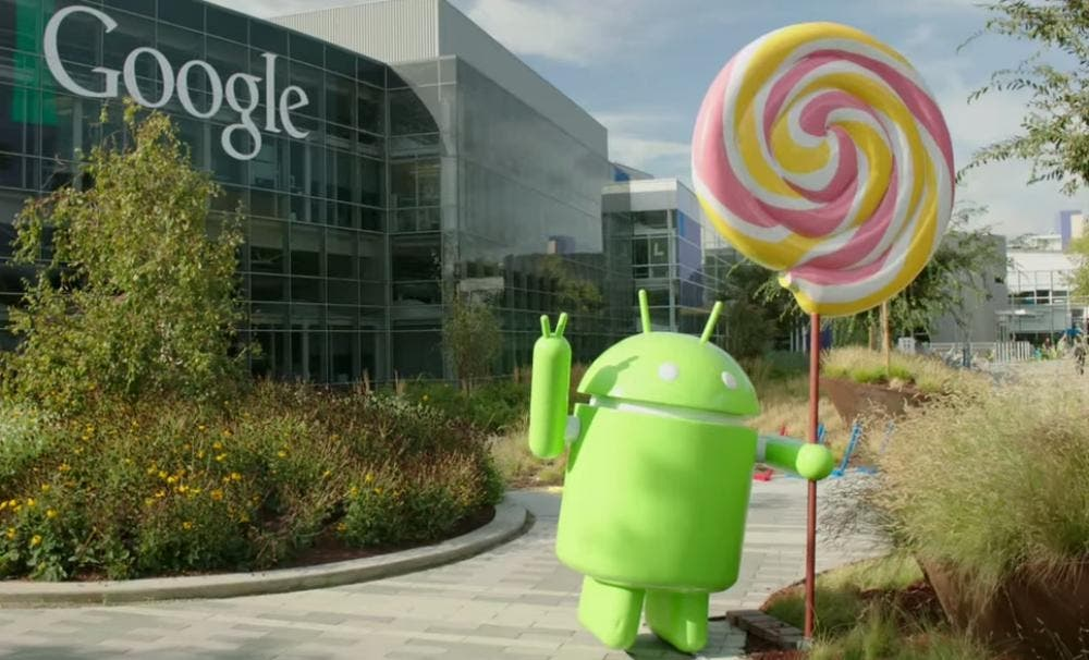 Android Lollipop 5
