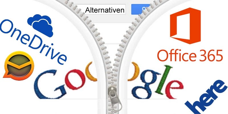 Google Alternativen