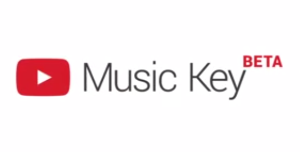YouTube Music Key Beta Titel