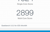 iPhone 6 Plus Geekbench 3