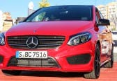 2014 Mercedes-Benz B-Klasse (B250 4MATIC) – Ballermann?