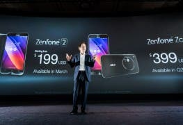 ASUS Zenfone 2 starts at $199 and Zenfone Zoom starts at $399