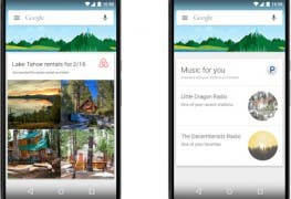 Google Now Update Drittanbieter