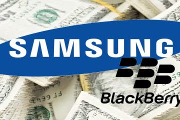 Samsung kauft BlackBerry