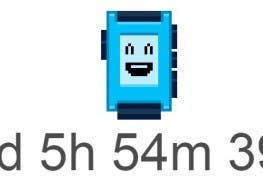 Pebble Countdown