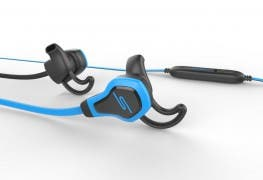 SMS Audio BioSport In-Ear Headphones powered by Intel