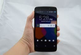 Alcatel One Touch Idol 3 im Hands On – 5.5-inch Smartphone fuer $249