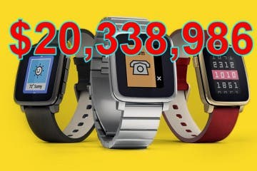 Pebble Time Titel