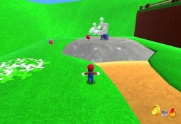 Super Mario 64 Browser